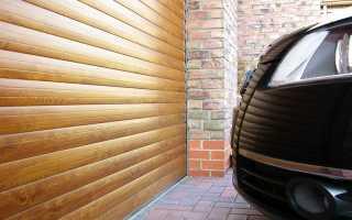 Рольставни для гаража: как выбрать и установить их своими руками, советы гаражников