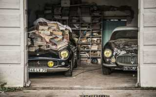 Самый отптимальный размер гаража на 2 машины, и данные для расчета