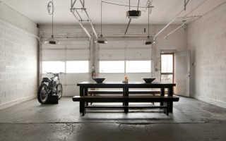 Проводка в гараже — как сделать электропроводку своими руками, схема