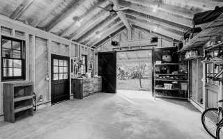 Наводим порядок в гараже: используем пространство рационально