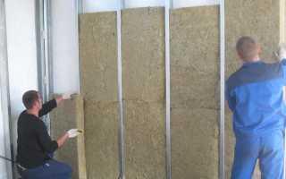 Утепление гаража своими руками: материалы и инструкция