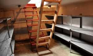 Утепление погреба в гараже: материалы и инструкция