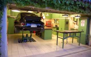 Как сделать самому подъемник автомобильный для гаража