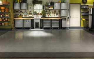 Создаем безупречный дизайн гаража: полное внутреннее обустройство