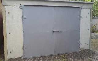 Утепление бетонного гаража своими руками — как правильно сделать