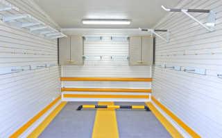 Монтаж проводки в гараже своими руками: схема