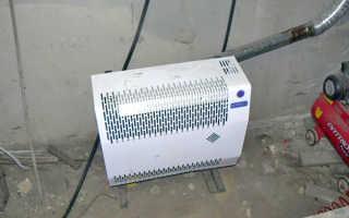 Конвектор для гаража и другие бюджетные варианты отопления