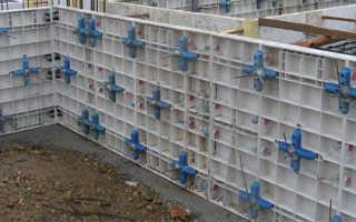 Пластиковая опалубка: делаем фундамент гаража
