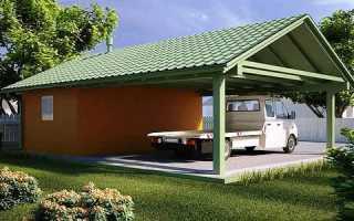 Хотите построить гараж на участке? Вам пригодятся советы от мастеров!
