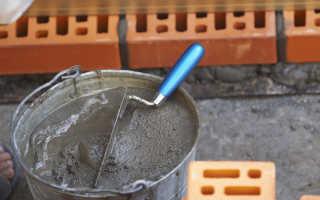 Строительные растворы: ГОСТ и технические условия