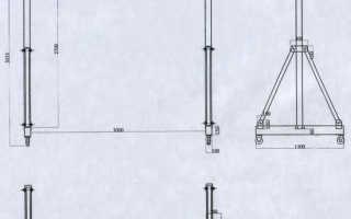 Кран балка в гараже своими руками — как сделать простой подъемник самому