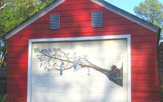 Ремонт гаража своими руками — капитальный, косметический, под ключ