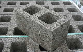 Керамзитовые блоки: изготовление своими руками