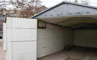 Температура в гараже зимой: самое важное для комфорта