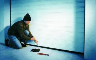 Как защитить гараж от воров: способы вскрытия и методы устранения уязвимости