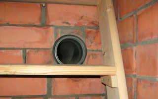 Вентиляция в подвале гаража: устройство своими руками