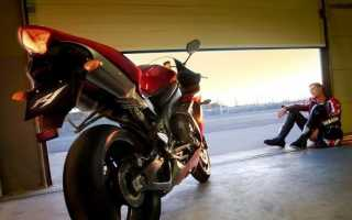 Строим гараж для мотоцикла своими руками: полезные советы