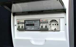 Какой счетчик электроэнергии лучше поставить в гараж: выбираем грамотно