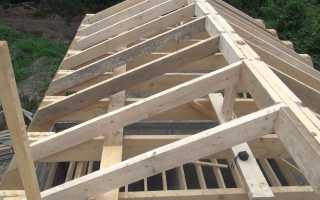 Стропила крыши: расчет и монтаж своими руками