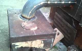 Как сделать отопление гаража на отработке. Схемы и советы
