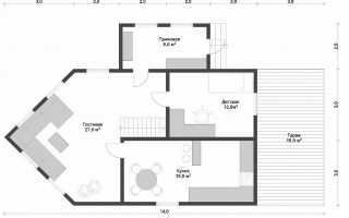 Дом из бруса с гаражом: выбираем оптимальный вариант