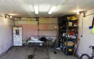 Как провести свет в гараж правильно: полезные советы