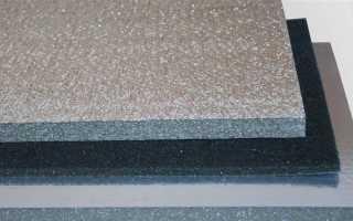 Шумопоглощающие материалы для стен: обзор
