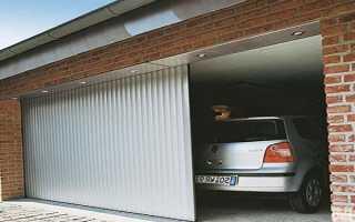 Ворота откатные гаражные: виды и этапы монтажа и настройки своими руками с видео