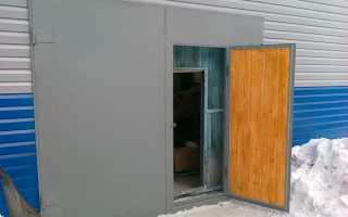 Как сварить ворота для гаража своими руками