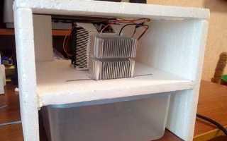 Осушитель воздуха для гаража: как сделать своими руками, инструкция