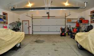 Отопление в гараже — как сделать своими руками обогрев гаража