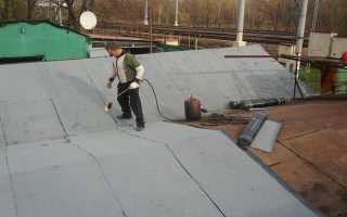 Гидроизоляция для крыши гаража: как и чем правильно