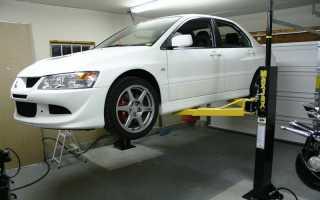 Гараж с подъемником: эффективное решение для современного гаражника