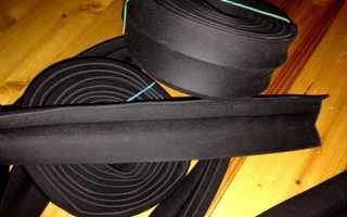 Уплотнитель для ворот: для чего используется, пошаговая инструкция монтажа