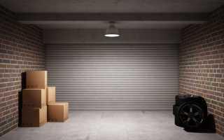 Освещение в гараже: как провести своими руками
