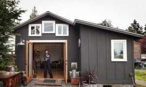 Дом-гараж: как совместить разнофункциональные помещения