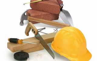 Расчет строительных материалов