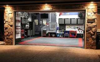 Комната отдыха в гараже: как обустроить, что нужно знать