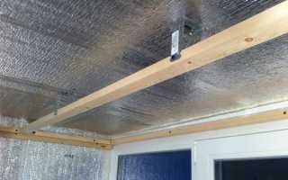Потолок в гараже своими руками: чем лучше обшить и отделать, виды материалов
