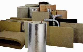 Утеплитель для стен: разновидности и свойства