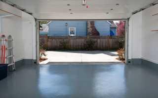 Теплоизоляция гаража – как утеплить бетонный гараж?