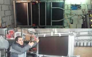 Хранение прицепа в гараже: особенности и варианты размещения, выбор оптимального способа