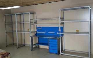 Шкаф в гараж: функциональные особенности и размеры, изготовление своими руками