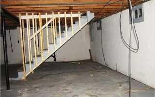 Лестница на второй этаж, в подвал и смотровую яму в гараже своими руками: как сделать