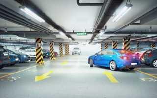 Что такое паркинг и какие бывают парковки