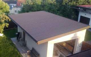 Чем покрыть крышу гаража — какое покрытие лучше, дешевле