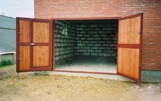 Из чего лучше строить гараж: какой материал выгоднее и правила выбора