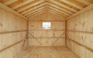 Монтаж деревянного пола в гараже: особенности выполнения работ