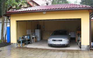 Признание права собственности на гараж