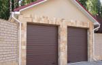 Секционные ворота своими руками: как сделать для гаража, виды и размеры с видео